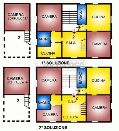 Appartamento in vendita a Massarosa, 9999 locali, prezzo € 220.000 | Cambio Casa.it