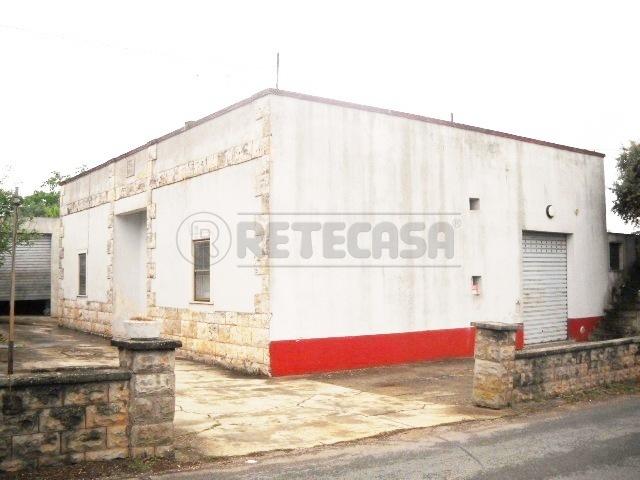 Soluzione Indipendente in vendita a Locorotondo, 9 locali, prezzo € 210.000 | Cambio Casa.it