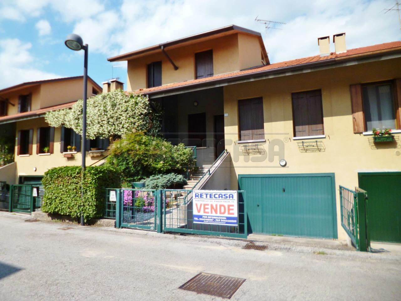 Soluzione Semindipendente in vendita a Montebello Vicentino, 9999 locali, prezzo € 175.000 | Cambio Casa.it