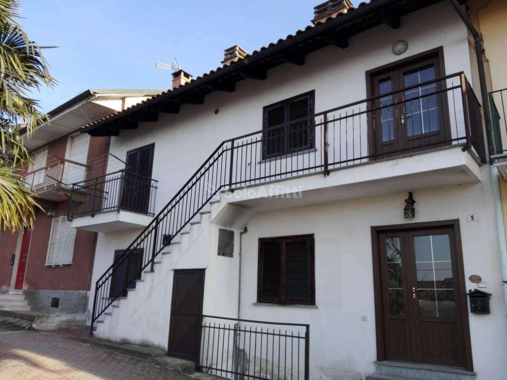 Foto 1 di Appartamento Via Roma 9, Montaldo Torinese