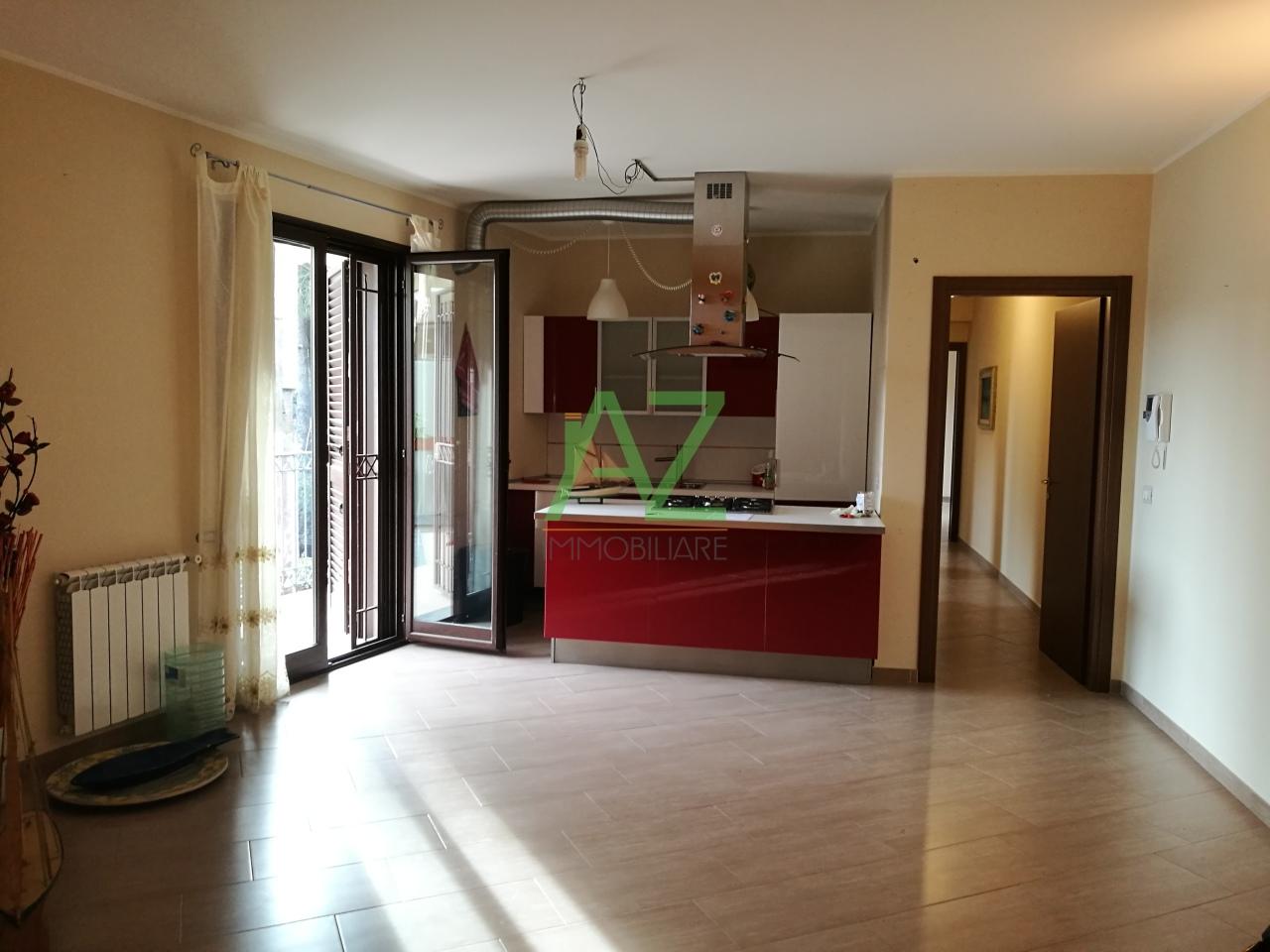 Appartamento in vendita a Tremestieri Etneo, 3 locali, prezzo € 159.000 | Cambio Casa.it