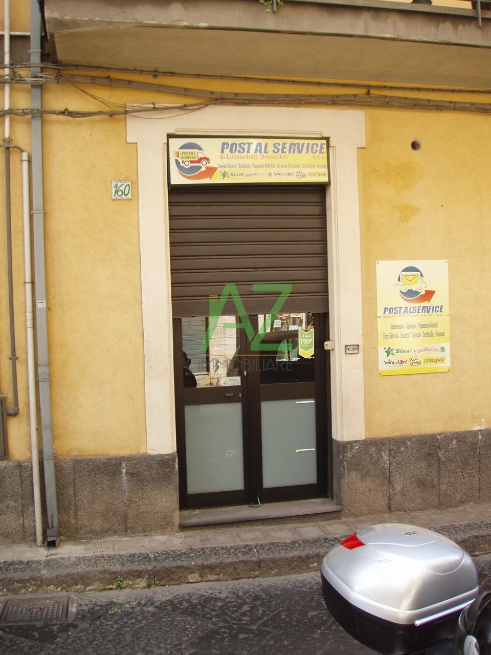 Negozio / Locale in affitto a Misterbianco, 1 locali, prezzo € 350 | Cambio Casa.it