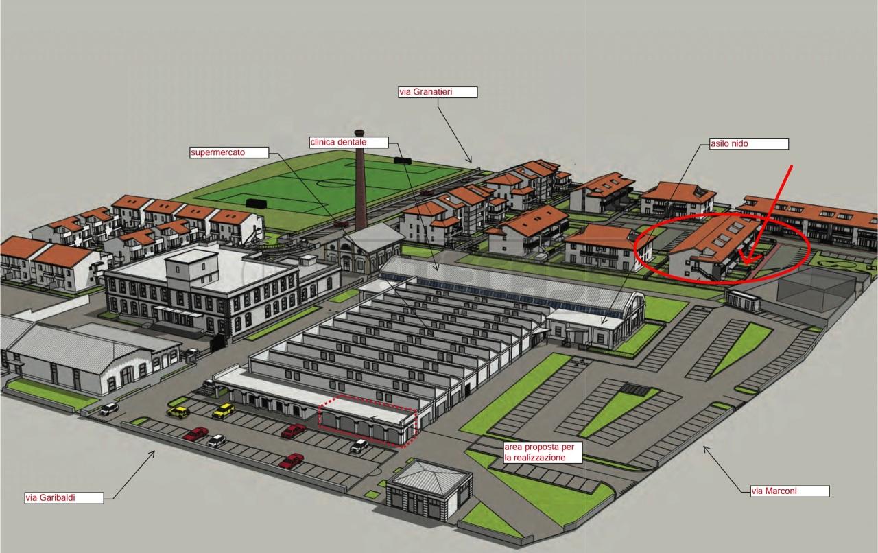 Appartamento quadrilocale in vendita a Ronchi dei Legionari (GO)