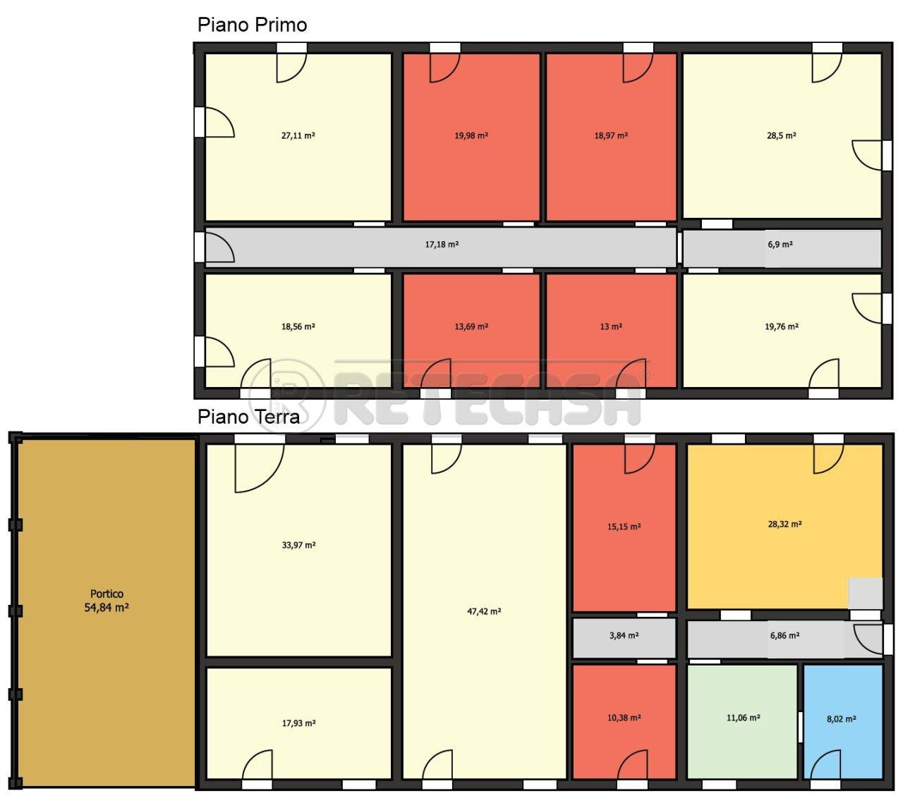 Info agenzia for Casa vivente del sud progetta la casa colonica