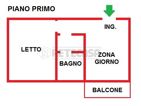 Bilocale Bondeno  1
