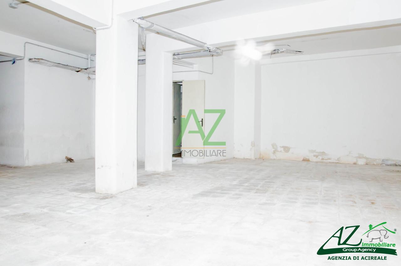Magazzino in affitto a San Gregorio di Catania, 1 locali, prezzo € 400 | Cambio Casa.it
