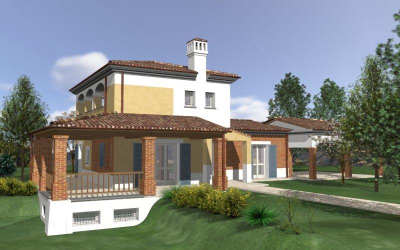Terreno Edificabile Residenziale in vendita a Montechiarugolo, 1 locali, prezzo € 1 | Cambio Casa.it