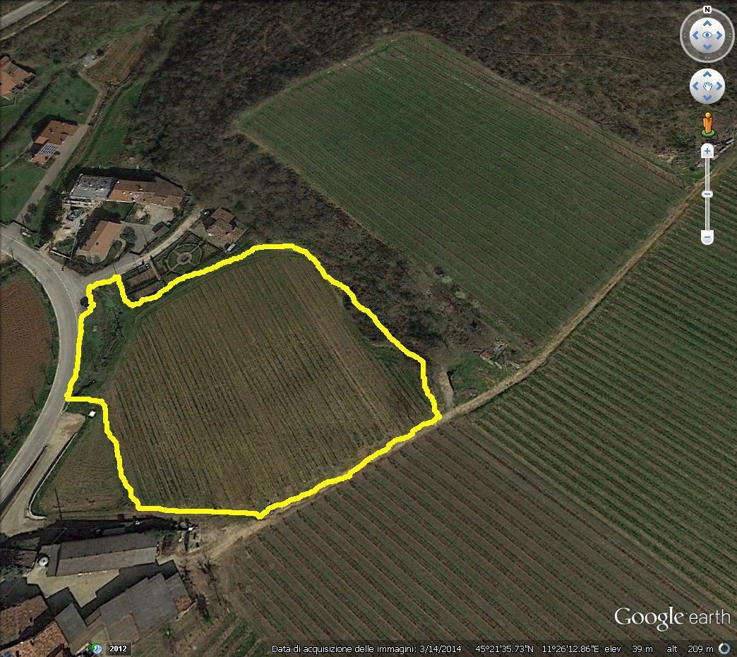 Terreno Edificabile Residenziale in vendita a Alonte, 1 locali, prezzo € 150.000   CambioCasa.it