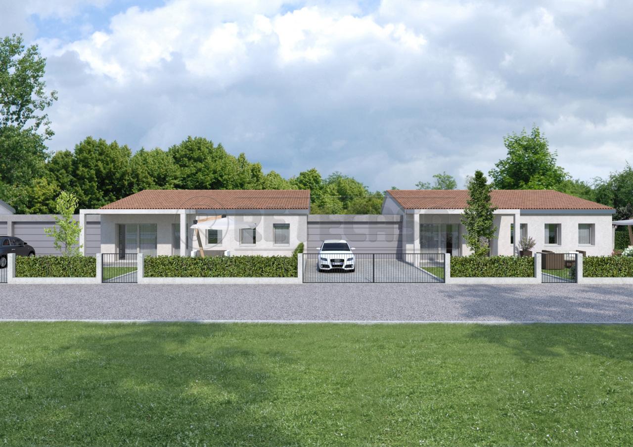 Villa a Schiera in Vendita a Monteviale