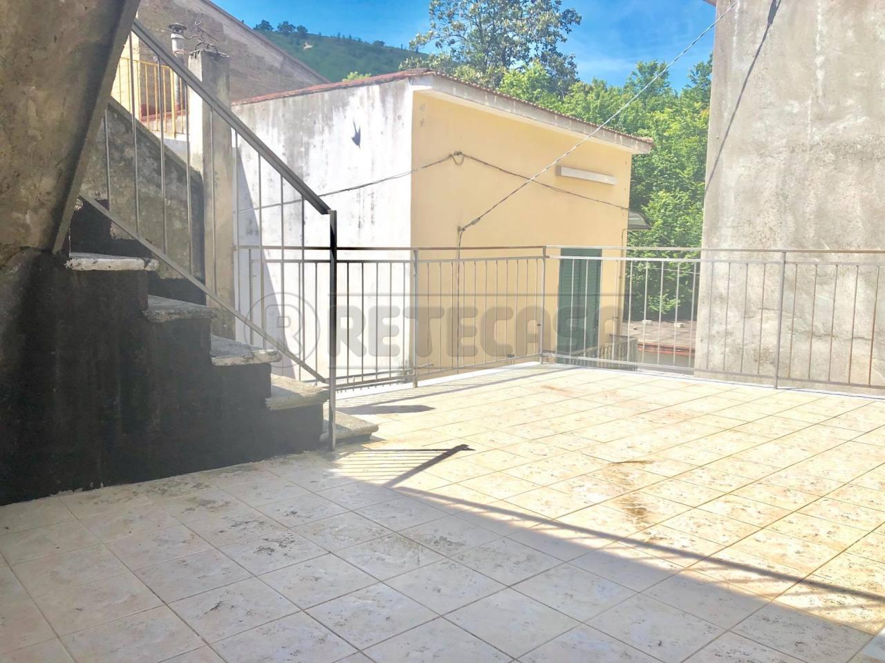 mansarda sottotetto soffitta solaio vendita castel san giorgio di metri quadrati 80 prezzo 29000 rif 270