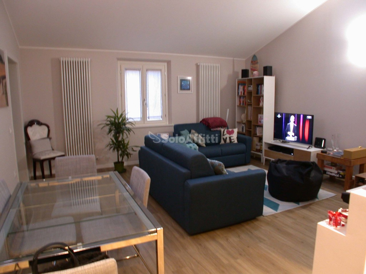 Appartamento, 78 Mq, Affitto - Pesaro (Pesaro Urbino)