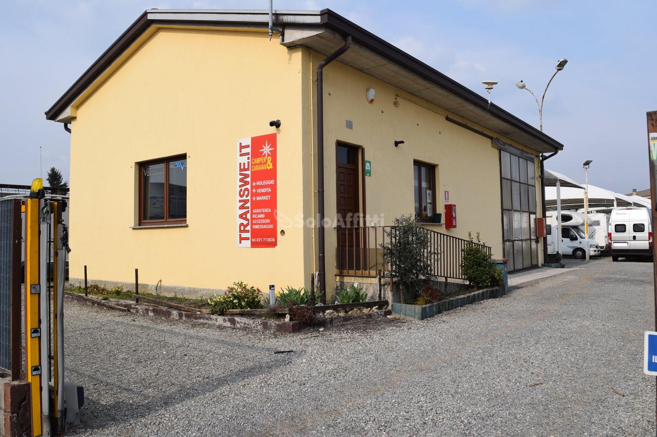 Capannone in affitto a Mariano Comense (CO)