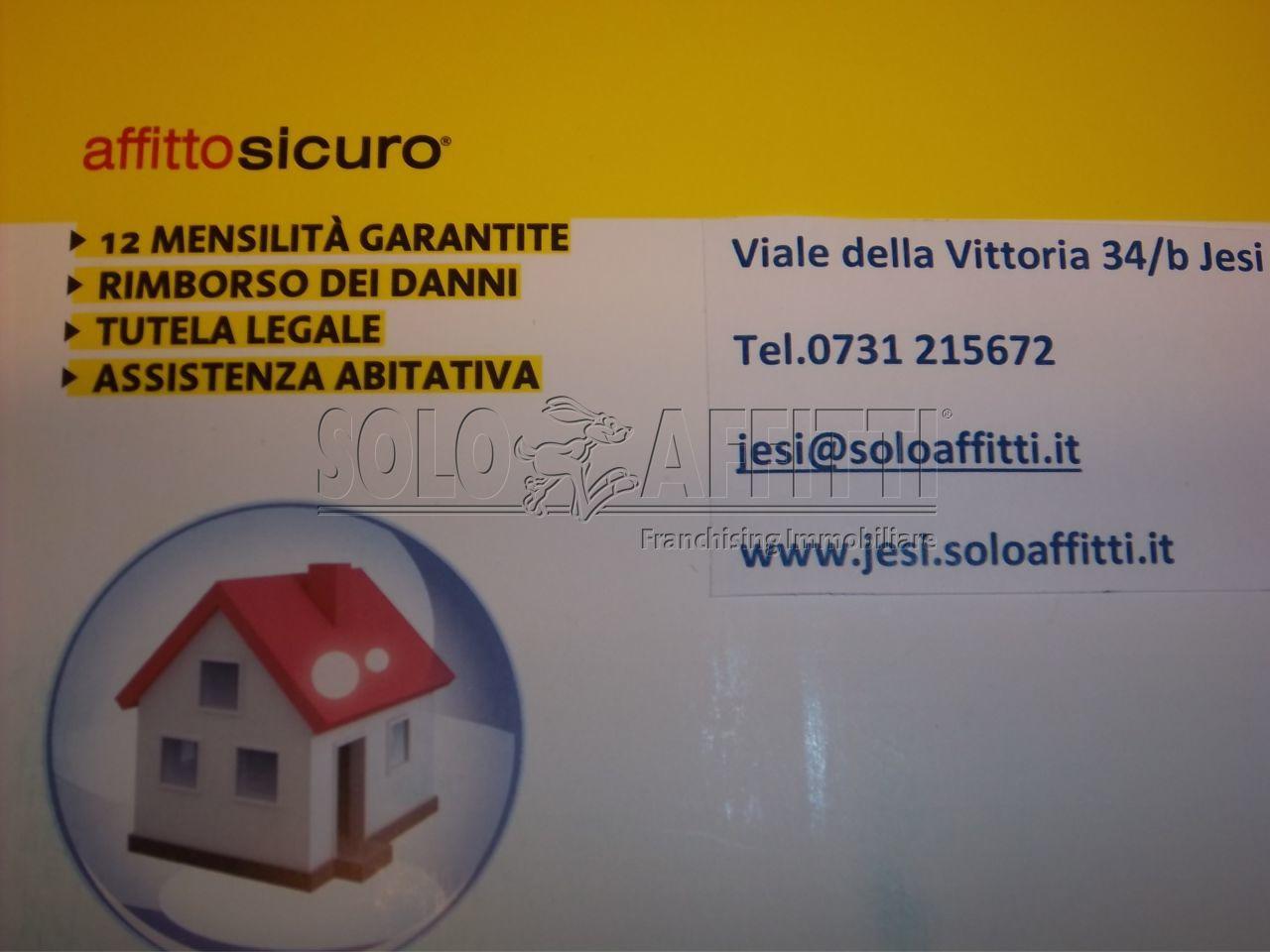 Bilocale Jesi Viale Della Vittoria 34/b 1