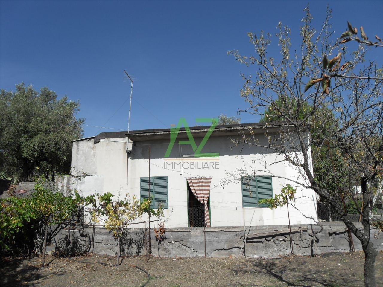 Soluzione Indipendente in vendita a Belpasso, 3 locali, prezzo € 75.000 | Cambio Casa.it