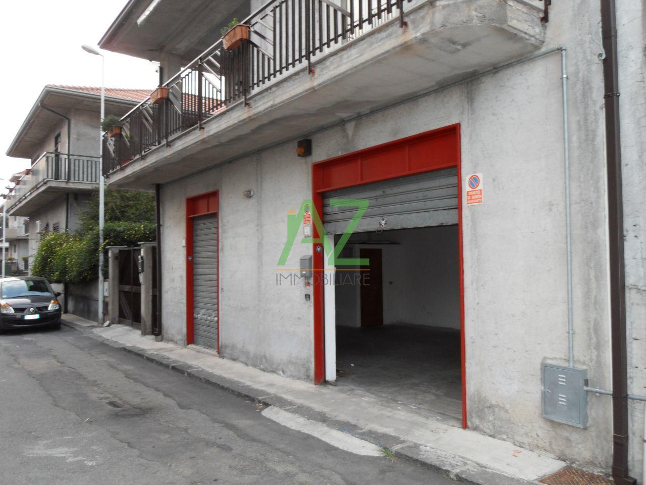 Magazzino in affitto a Belpasso, 1 locali, prezzo € 250 | Cambio Casa.it
