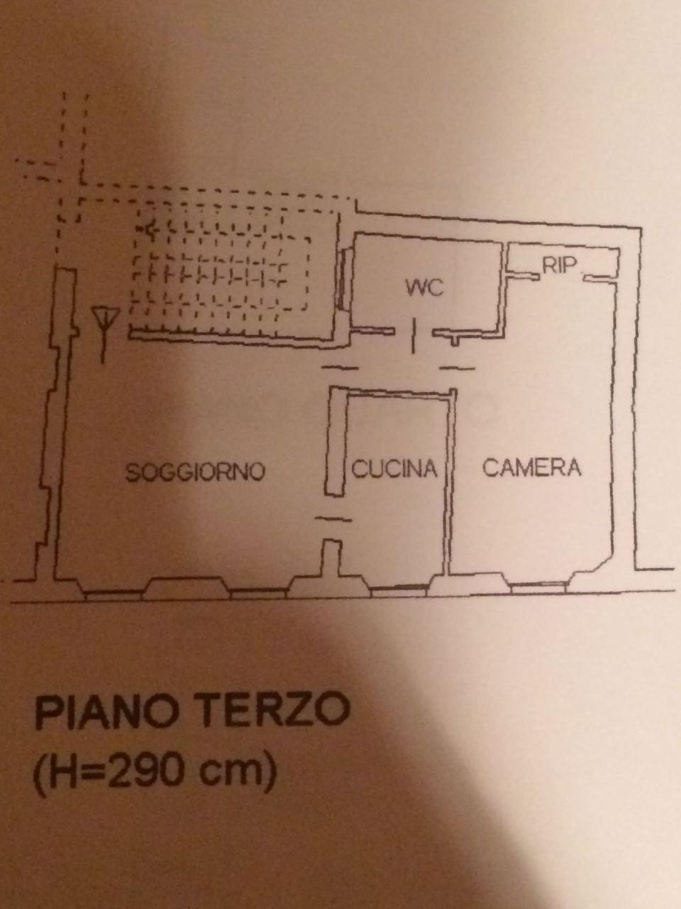 Bilocale Parma Borgo Giacomo Tommasini 3