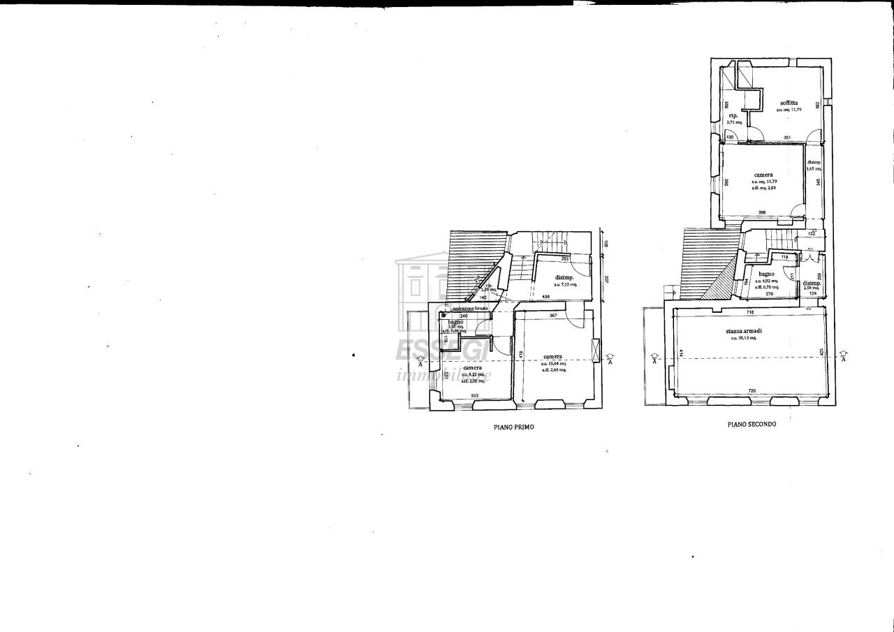 tipica casa toscana di paese sulle colline di lucca img 35