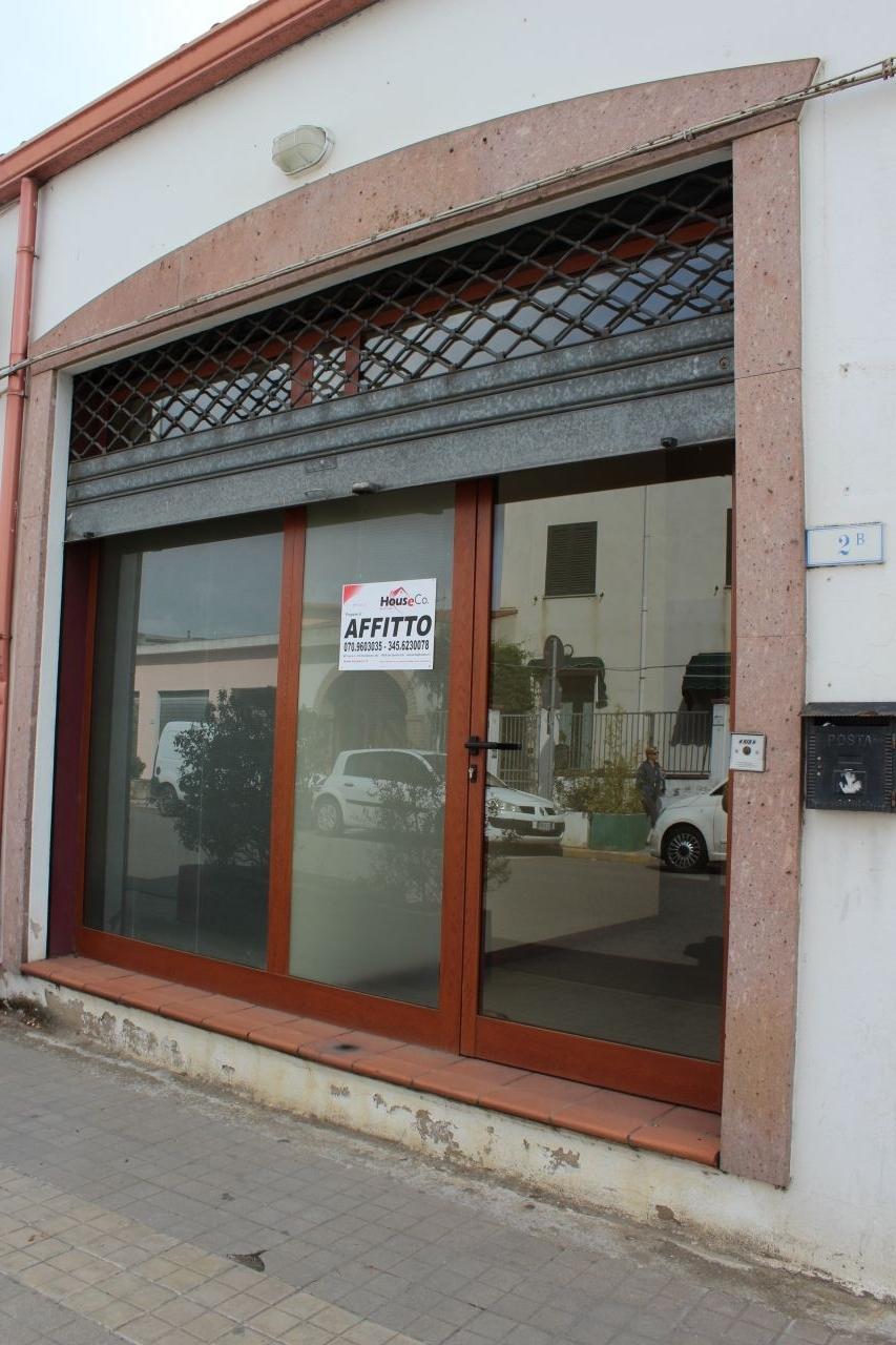 Capannone in affitto a San Sperate, 2 locali, prezzo € 350 | Cambio Casa.it