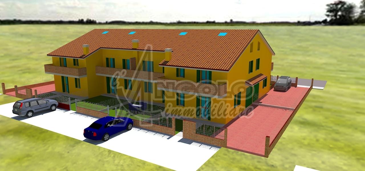 Villa a Schiera in vendita a Occhiobello, 5 locali, prezzo € 150.000   Cambio Casa.it