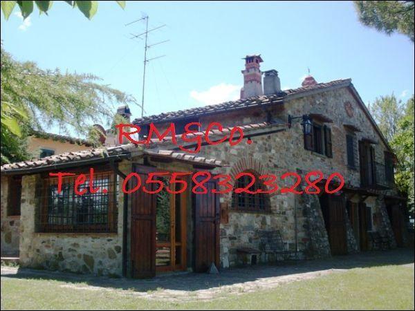 Rustico / Casale in vendita a Rignano sull'Arno, 6 locali, Trattative riservate   Cambio Casa.it