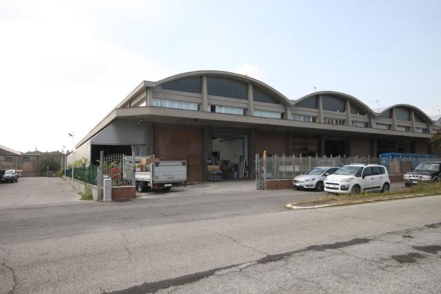 Vai alla scheda: Capannone Industriale Affitto - Cesena (FC) - Codice -3194