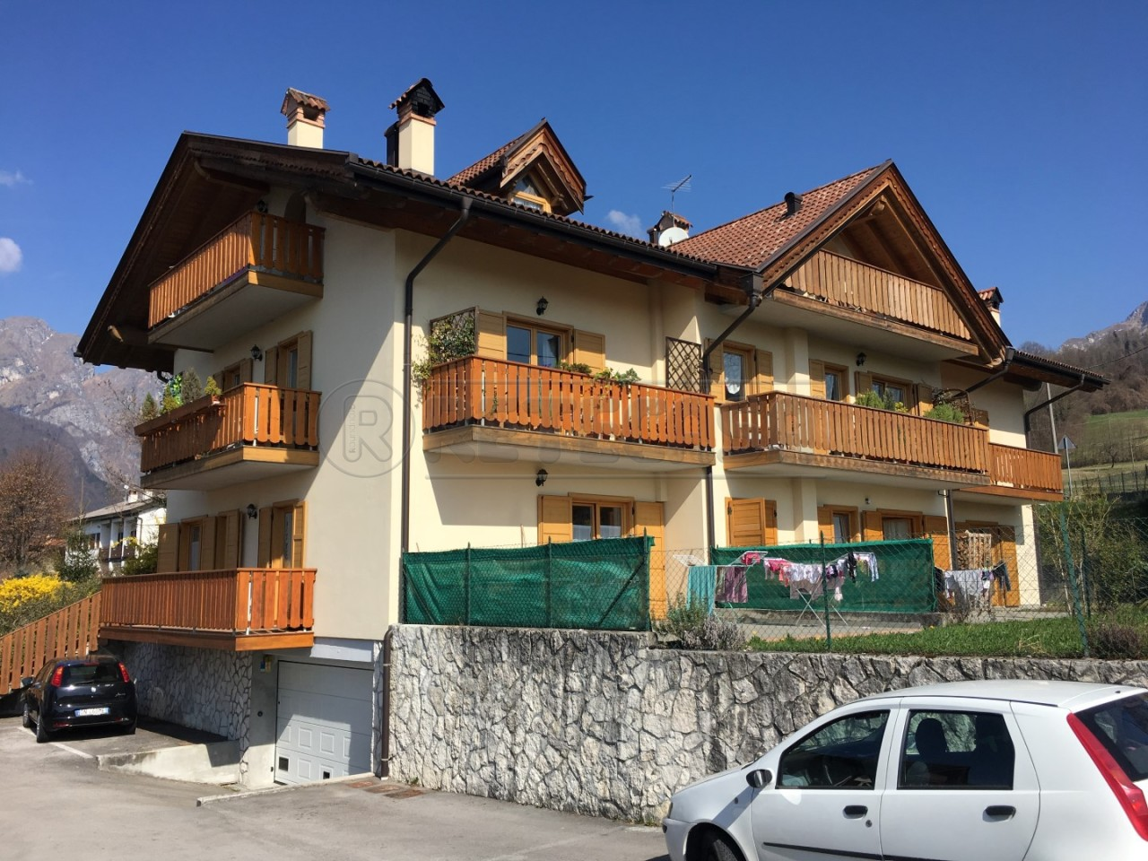 Appartamento in vendita a Belluno, 5 locali, prezzo € 185.000 | Cambio Casa.it