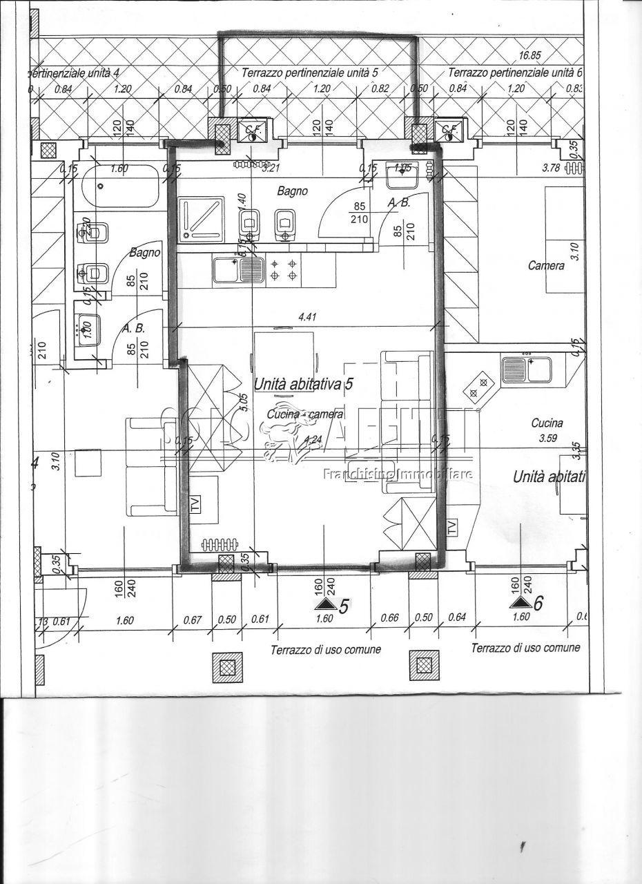Affitto appartamento monolocale arredato for Affitto collegno arredato