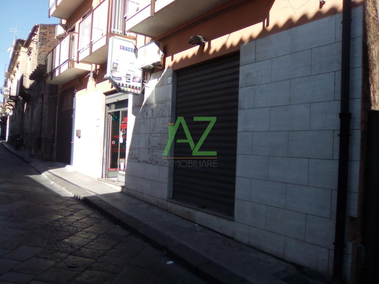 Negozio / Locale in affitto a Misterbianco, 1 locali, prezzo € 650 | Cambio Casa.it