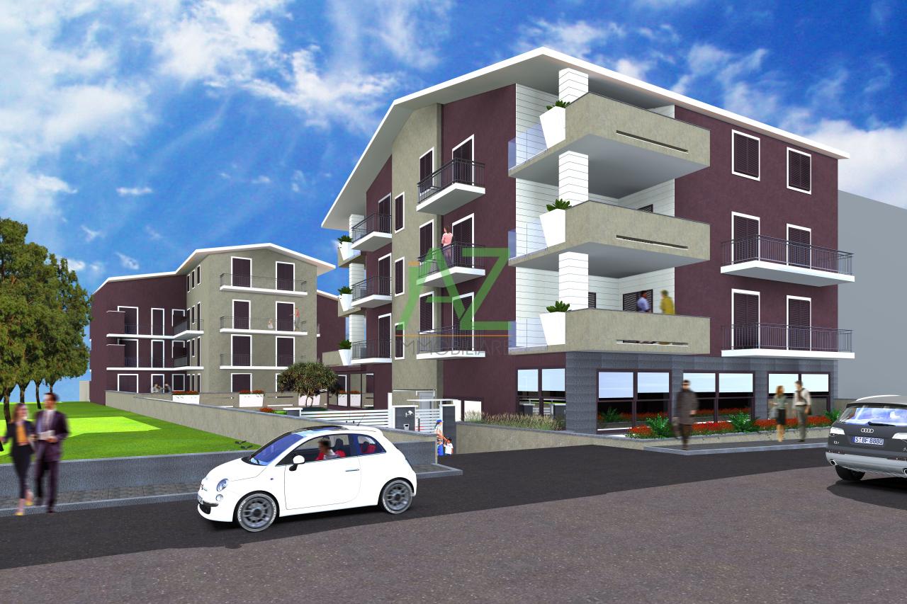 Appartamento in vendita a Belpasso, 4 locali, prezzo € 150.000 | Cambio Casa.it