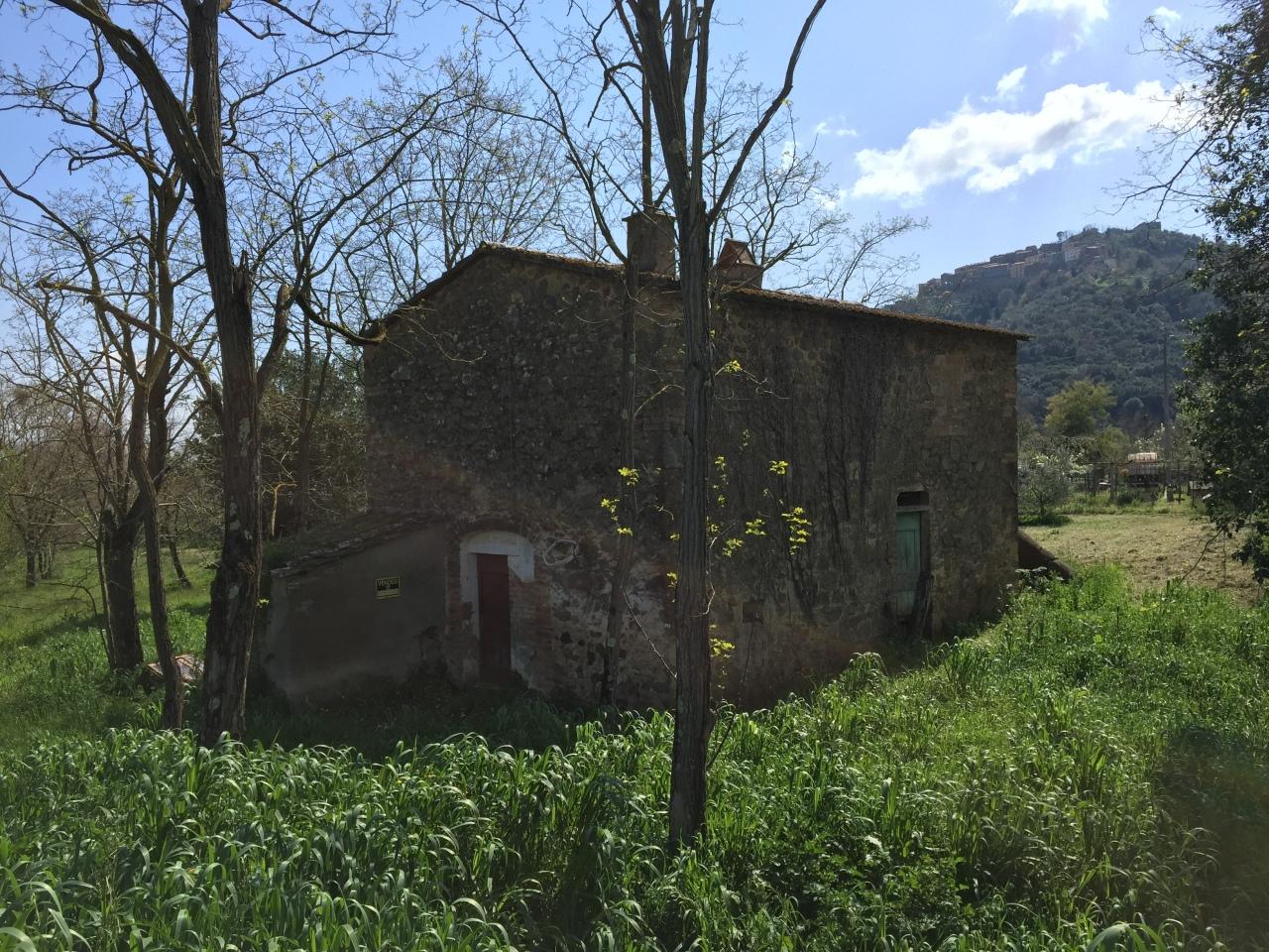 Rustico / Casale in vendita a Castiglione della Pescaia, 4 locali, prezzo € 120.000   Cambio Casa.it