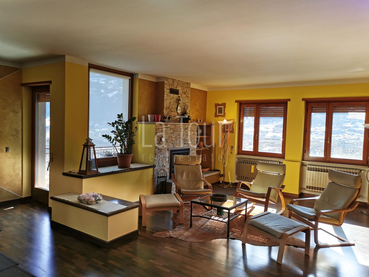 aosta vendita quart:  immobiliare-la-tour-s.a.s.