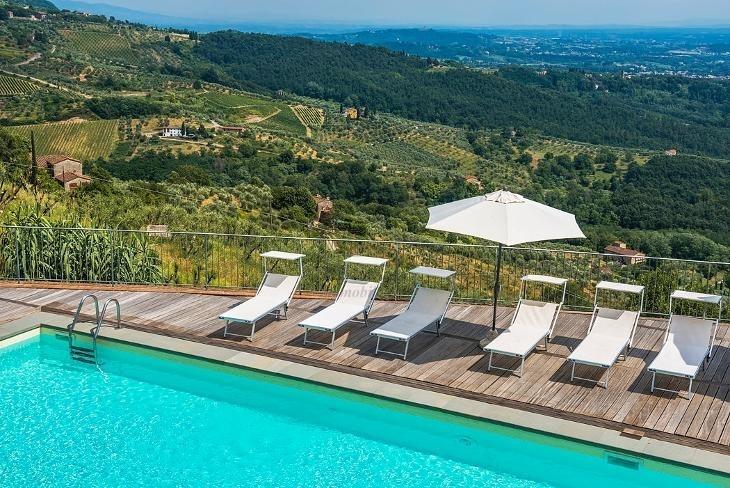 Prestigioso appartamento in Villa Guinigi img 11