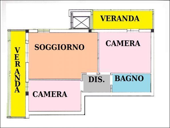Appartamento in vendita a Decimomannu, 3 locali, prezzo € 125.000   Cambio Casa.it