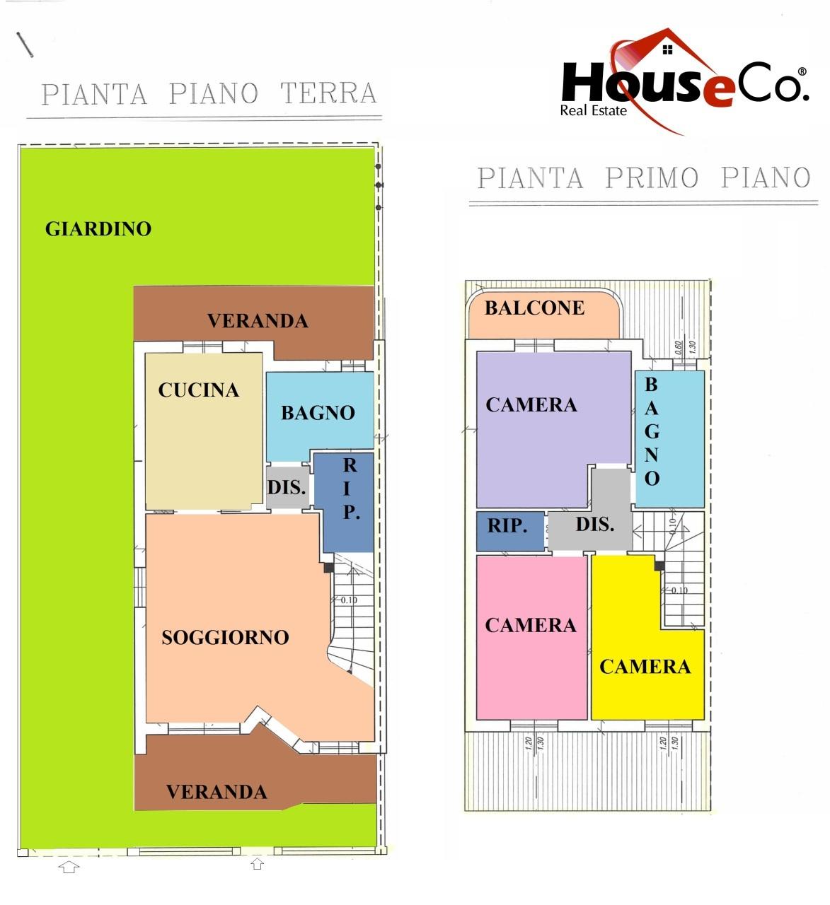 Villa in vendita a Decimomannu, 4 locali, prezzo € 198.000 | Cambio Casa.it