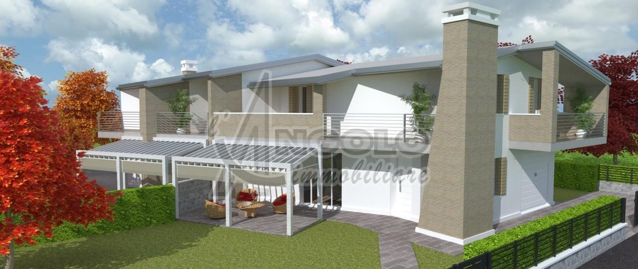 Soluzione Indipendente in vendita a Occhiobello, 8 locali, prezzo € 275.000 | Cambio Casa.it