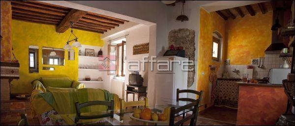 Rustico / Casale in vendita a Chianni, 5 locali, prezzo € 400.000 | Cambio Casa.it