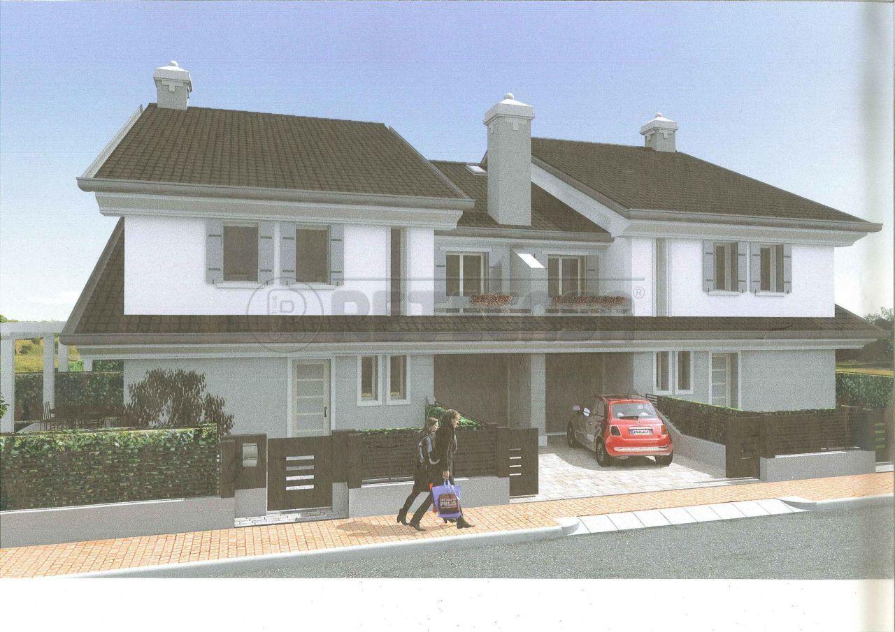 Soluzione Semindipendente in vendita a Santa Giustina in Colle, 9999 locali, prezzo € 215.000   Cambio Casa.it