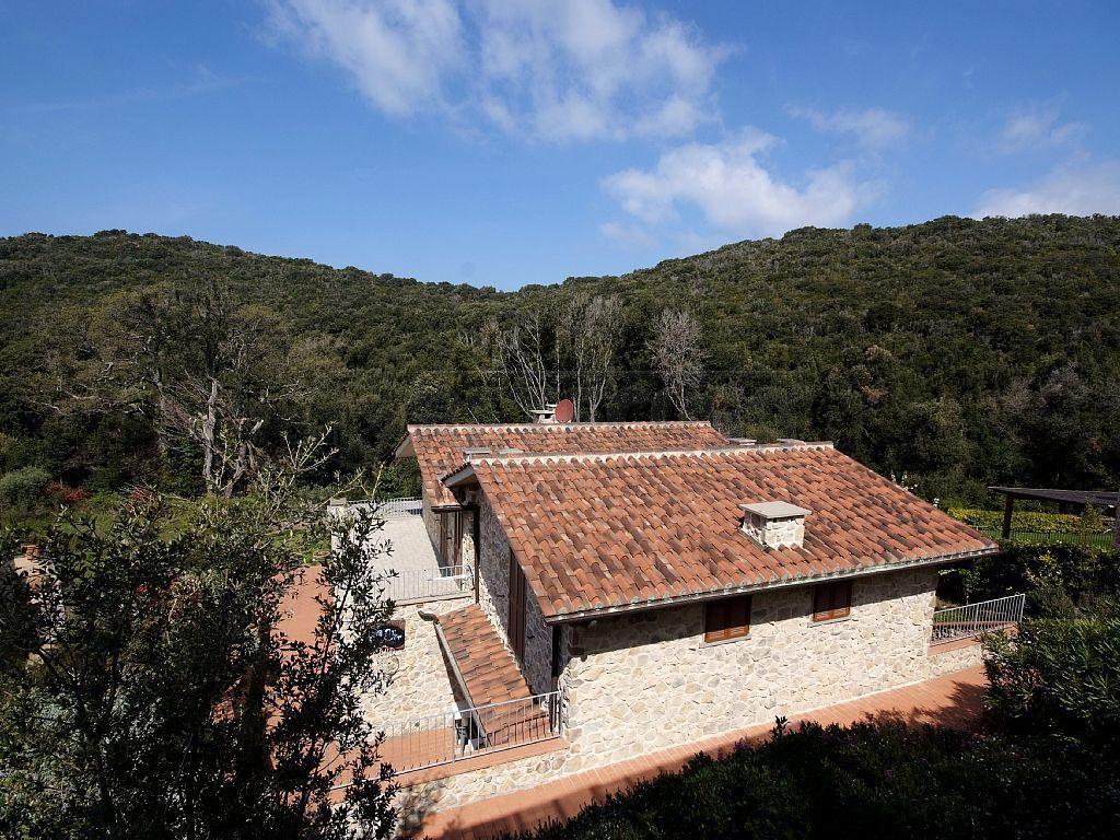 Villa in vendita a Castiglione della Pescaia, 4 locali, Trattative riservate | Cambio Casa.it