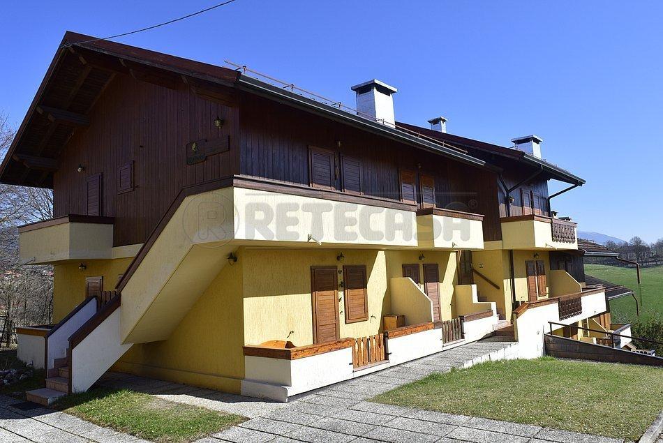 Attico / Mansarda in vendita a Roana, 2 locali, prezzo € 105.000 | Cambio Casa.it