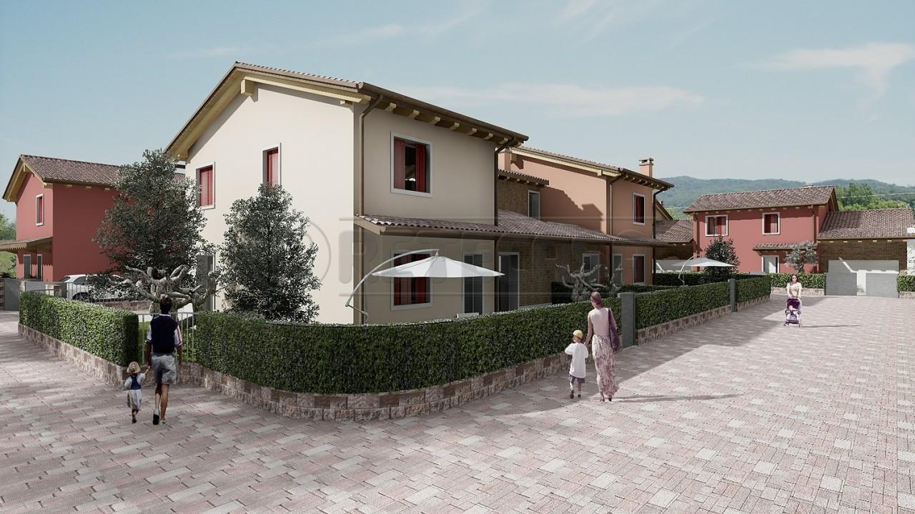Nuova porzione di casa  in vendita - 190 mq