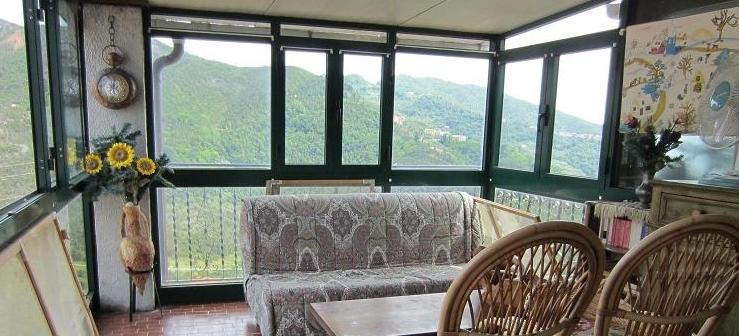 Soluzione Indipendente in vendita a Sestri Levante, 8 locali, prezzo € 250.000 | CambioCasa.it