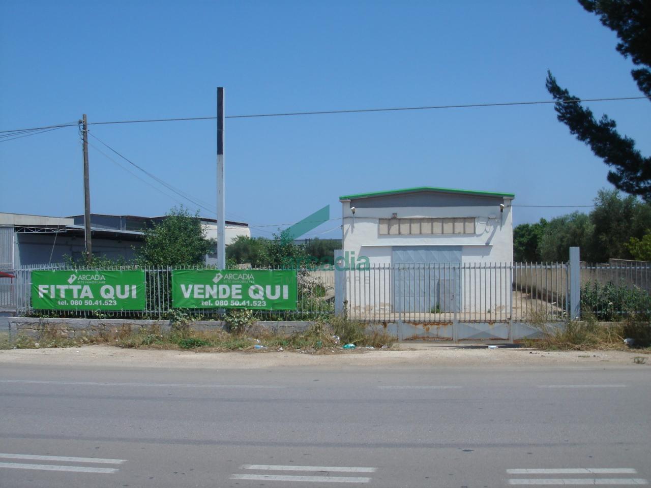 Capannone in vendita a Bitonto, 1 locali, prezzo € 420.000 | CambioCasa.it