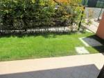 Giardino privato 15mq