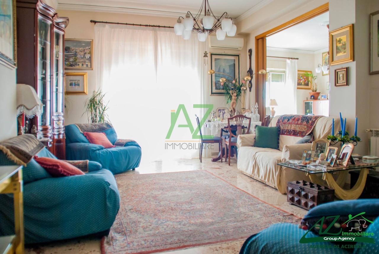 Appartamento in vendita a Acireale, 4 locali, prezzo € 205.000   Cambio Casa.it