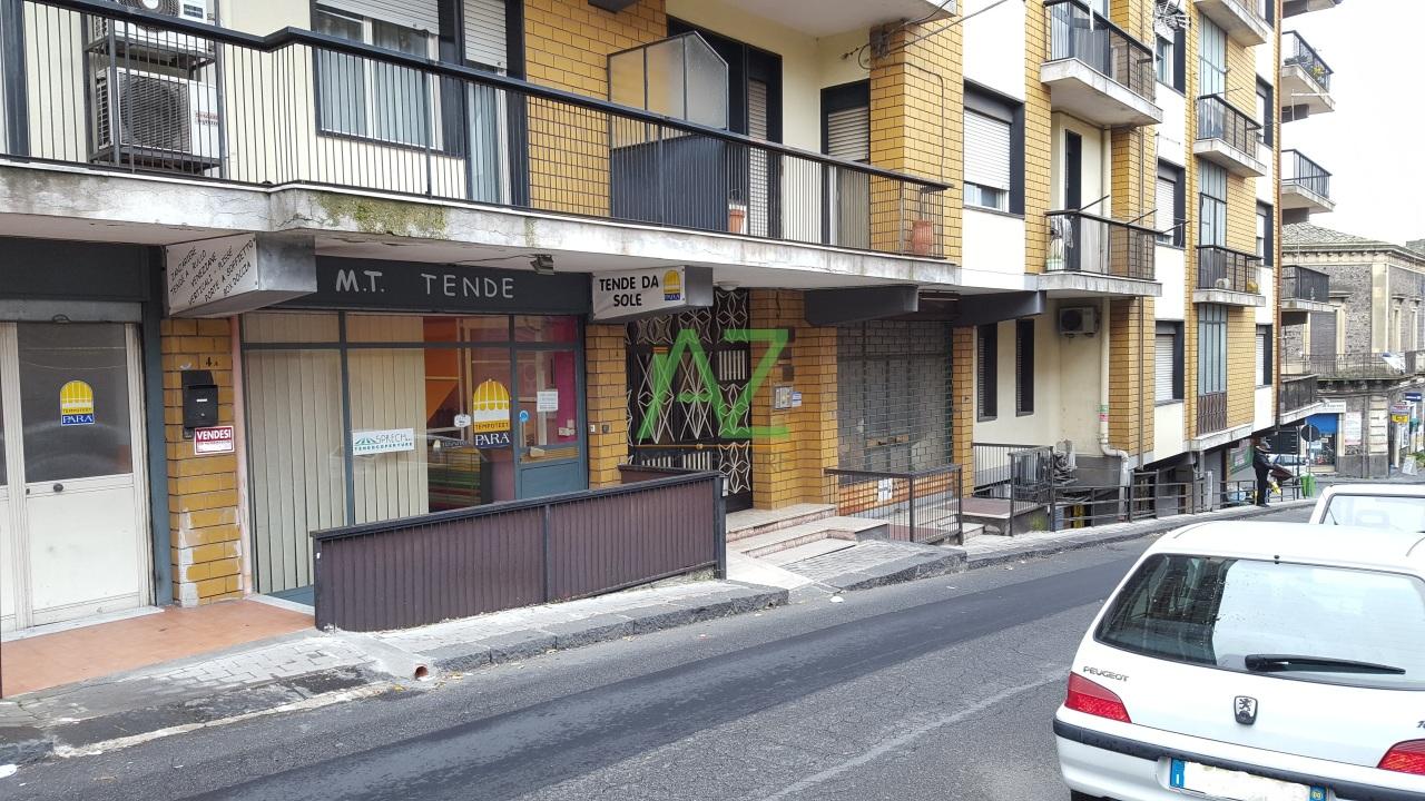 Negozio / Locale in vendita a Belpasso, 9999 locali, prezzo € 80.000 | Cambio Casa.it