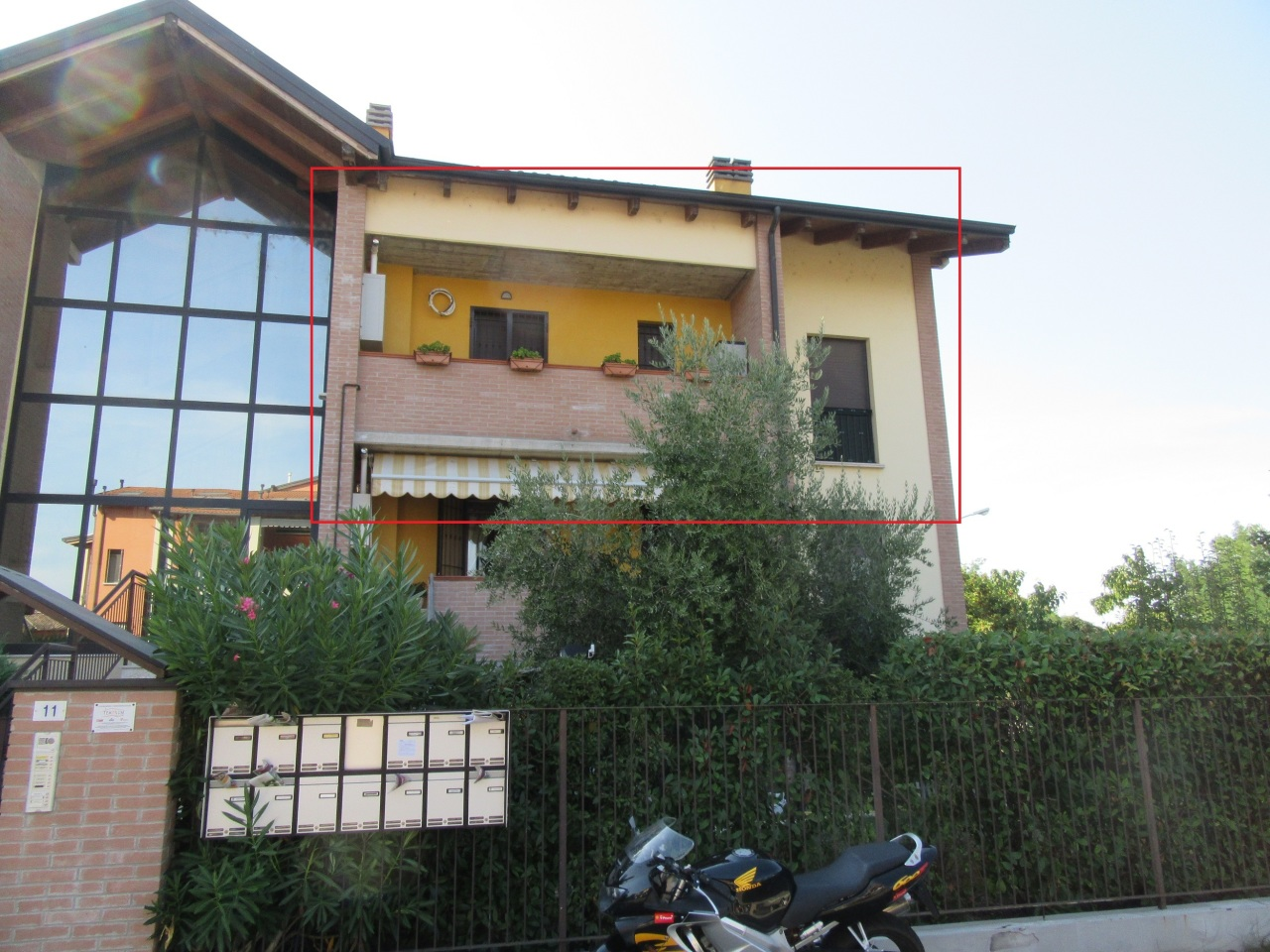 Bilocale Fontevivo Via Bianchi 16 2