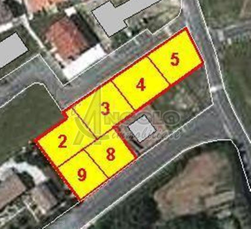terreno edificabile senza fabbricati in Vendita a Boara Pisani