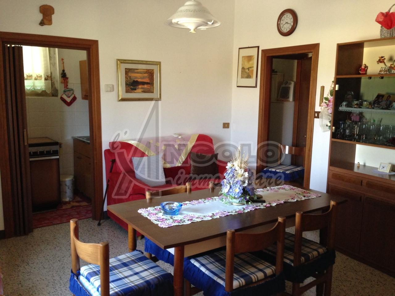 Appartamento in vendita a Frassinelle Polesine, 3 locali, prezzo € 35.000 | Cambio Casa.it