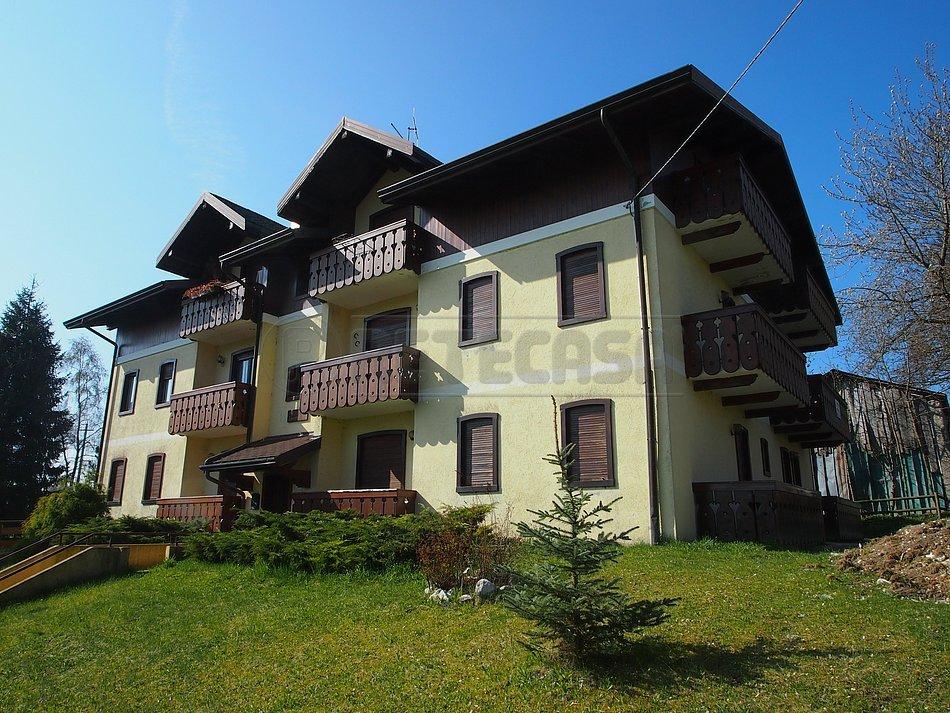 Appartamento in vendita a Asiago, 3 locali, prezzo € 118.000 | Cambio Casa.it