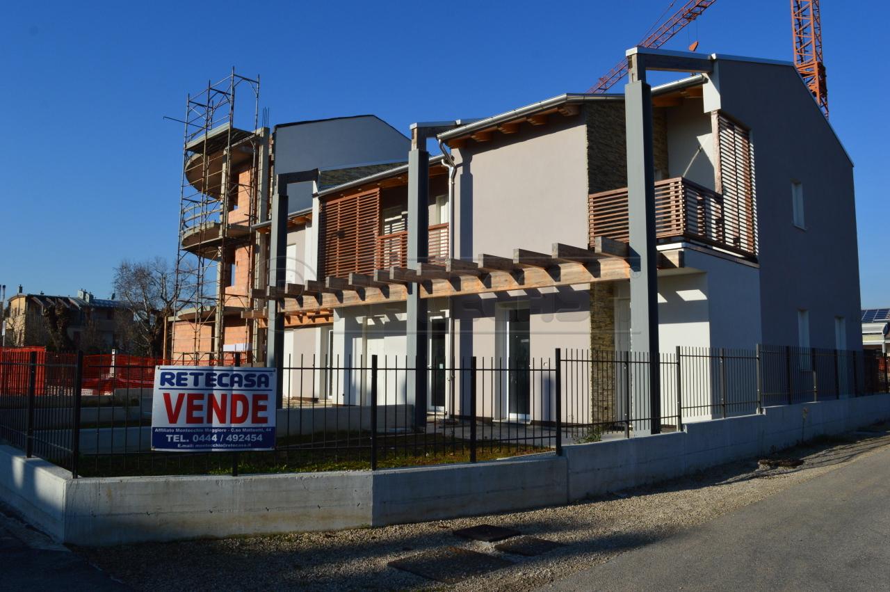 Villa a Schiera in Vendita a Montecchio Maggiore
